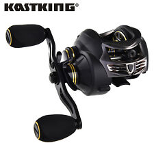 KastKing Stealth Baitcasting Reel - All Carbon Baitcaster - Smooth Fishing Reel