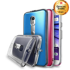 Ringke FUSION Cases for Motorola G 3rd Gen, Clear Hard Protective Phone Case