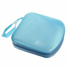 40 Disc CD DVD VCD Storage Media Case Hard Box Wallet Carry Bag HP