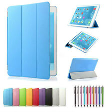 Slim Smart Magnetic Leather Case+ Back Case Cover For Apple iPad Air 4 3 2 Mini