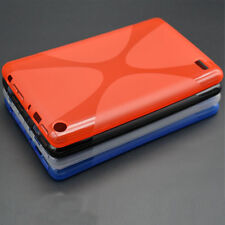 Perfect Fit Soft Silicone Skin Cover Case For Amazon Kindle New Fire 7 Tablet