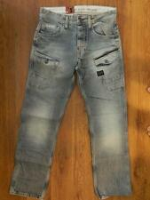 G Star Raw Navy ATTACC Straight Jeans 50747-3161-424