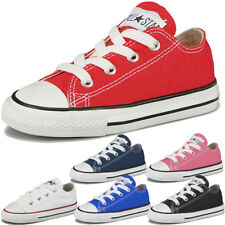 Converse All Star Infants OX Low Trainers  unisex-child Size