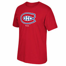 Montreal Canadiens Reebok NHL Primary Logo T-Shirt - Red