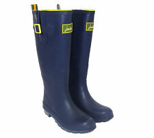 Joules Field Welly (Navy/Olive)