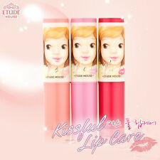 Etude House Kissful Lip Care Lip Balm Stick 3.5g each