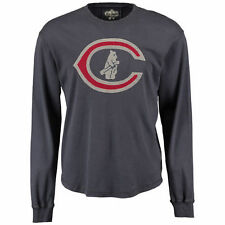 Red Jacket Chicago Cubs Navy Rooted Sweatshirt