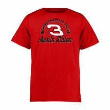 Austin Dillon Youth Red Race Day T-Shirt