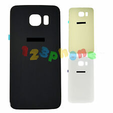 GLASS + REAR BACK DOOR HOUSING BATTERY COVER FOR SAMSUNG GALAXY S6 G9200 G920