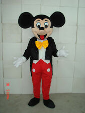 high-quality: Mickey Mouse adult Mascot Costume fancy dress