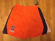 New Mens Lax World Syracuse Mesh Lacrosse Shorts
