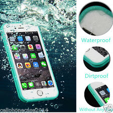 WaterProof ShockProof DirtProof Thin Case Cover For Iphone 6s 5s Plus New