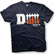 Denver Broncos Defense Shirt - Orange Crush Shirt - D-Fence