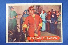 1957 Topps - Robin Hood - #41 Strange Champion - Excellent++ Condition