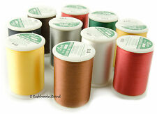 Clover Tire Japanese Silk, 50 wt, for Applique, Sewing, Quilting - Page 1