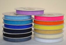 10mm organza ribbon wedding favours crafts invitations cards