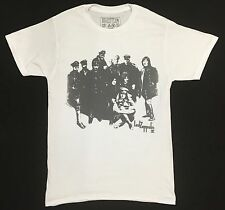 Led Zeppelin US TOUR 1975 Vintage T-Shirt 100% Authentic & Official