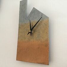 Cornish slate clocks