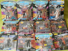 STAR TREK MOC FIGURES MANY TO CHOOSE FROM