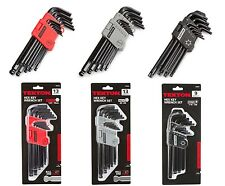 TORX STAR Ball End Driver Point Hex Allen Key Wrench Set Kit METRIC IMPERIAL