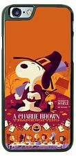Snoopy and woodstock Thanksgiving phone case cover for iphone samsung htc moto