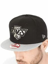 New Era Official Team Colour Los Angeles Kings - Team Snapback Cap