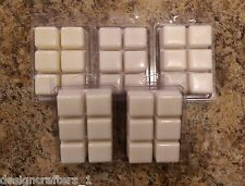 2x Soy Based Wax Tarts Melts DOUBLE SCENTED Clam Shell 30 Scents Available 4.8oz