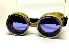 Didymium glasses metal goggles new vintage ace glass blowing lampworking safety