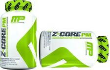 Muscle Pharm MusclePharm Z-Core PM 60 caps Test Testosterone Booster optimum zma