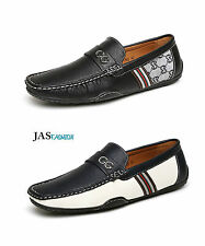 Mens Slip On Driving Shoes Casual Boat Deck Moccasin Loafers Size 6 7 8 9 10 11