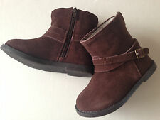 Gap BROWN Suede Biker Boots Toddle Girls NWT Size 5 6 7 8 9 U PICK