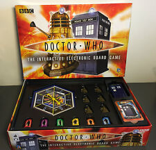 Doctor who the interactive electronic board game 100% complete