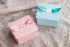 40pc Baby Shower Bomboniere/Favour Boxes Boy/Girl Blue/Pink Birthday Christening