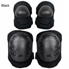 Military Tactical Army Airsoft Paintball Combat Skate Protection Elbow Knee Pads