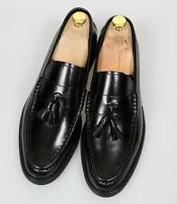 Mens oxford Brogue leather slip on loafer oxford tassel loafer dress shoes new