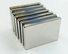 2016 Block Super Strong Rare Earth Neodymium Magnets N35 30mm x 20mm x3mm