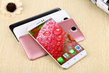 "5.5"" 2.5D Curved Touch Android Mobile Smart Phone Quad Core WiFi 3G Unlocked GPS"