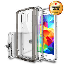For Samsung Galaxy S5 Mini Case | Ringke FUSION Clear Shockproof Protective Case