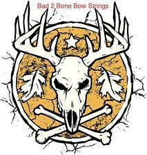 Bad 2 Bone Bow Strings for Mathews  Complete set string and cable