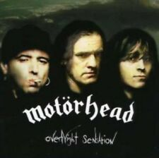 Motorhead - Overnight Sensation NEW CD