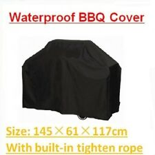 Waterproof BBQ Cover Garden Patio Dust Gas Barbecue Grill Protector Electric