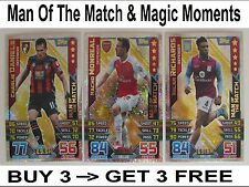 Match Attax EXTRA 15/16 Man Of The Match / Magic Moments 2015/2016 2015/16 MOTM