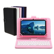 "iRULU 7"" Quad Core Tablet PC Google Android 4.4 GMS GPS 16GB Touch PAD+ Keyboard"