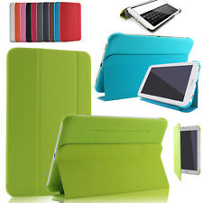 "Samsung Galaxy Tab Slim Smart Case Cover For Tab E 9.6"" 4 10.1 S2 9.7  Note 10.1"