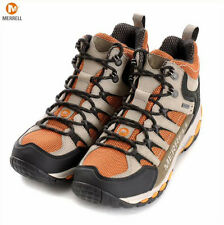 Merrell Mens Refuge Ultra Mid Gore-tex Sports Trekking Shoes Hiking Shoes