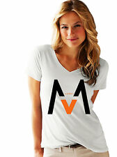 MAROON 5 LOGO FRUIT OF THE LOOM LADIES T-SHIRT NEW PRINT BY EPSON
