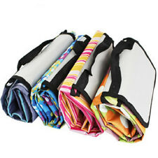 New Picnic & Outdoor Blanket with Waterproof Backing Foldable Pinic Pad Mat