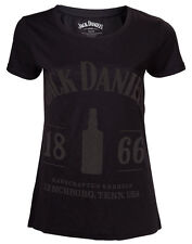 Jack Daniels Original Black LadiesT-shirt