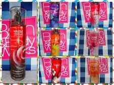 Bath & Body Works Fine Fragrance Mist 8oz / 236ml X 1 ~ u pick ~ NEW