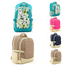 Large Capacit Baby Pad Diaper Nappy Changing Mother Mummy Backpack Shoulder Bag